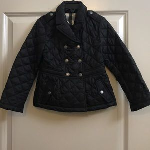 Burberry Quilted Jacket (toddler)